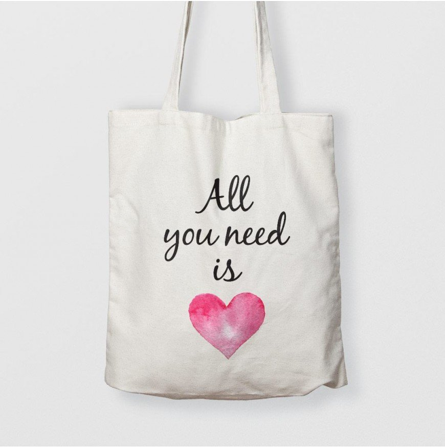 All you need is love - Çanta