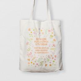 Bir kadını mutlu etmek istiyorsan - Çanta