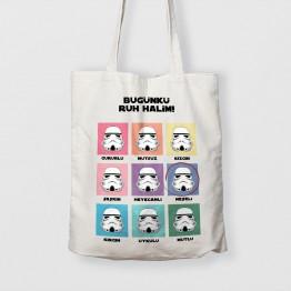 Bugünkü ruh halim - Star Wars - Çanta