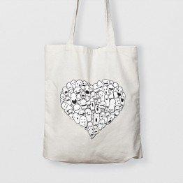 Ghost Heart - Çanta