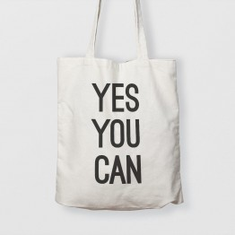 Yes you can - Çanta