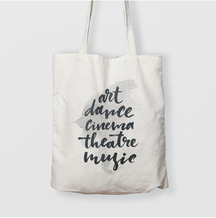 Art, dance, cinema, theatre, music - Çanta