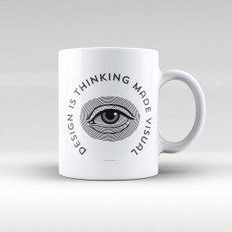 Design is thinking made visual - Kupa