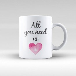 All you need is love - Kupa