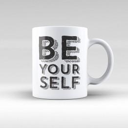 Be yourself - kupa