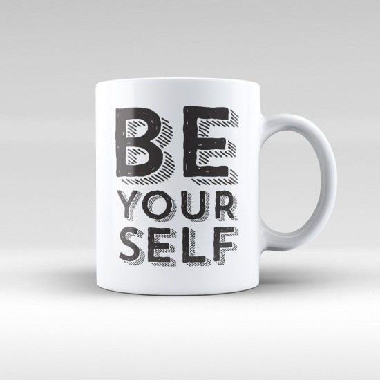 Be yourself - kupa