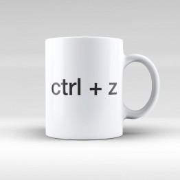 Ctrl+z - Kupa