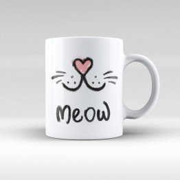 Meow - kupa