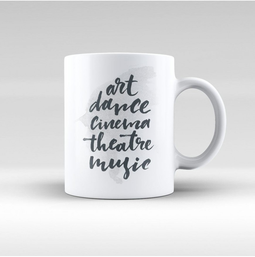 Art, dance, cinema, theatre, music - Kupa
