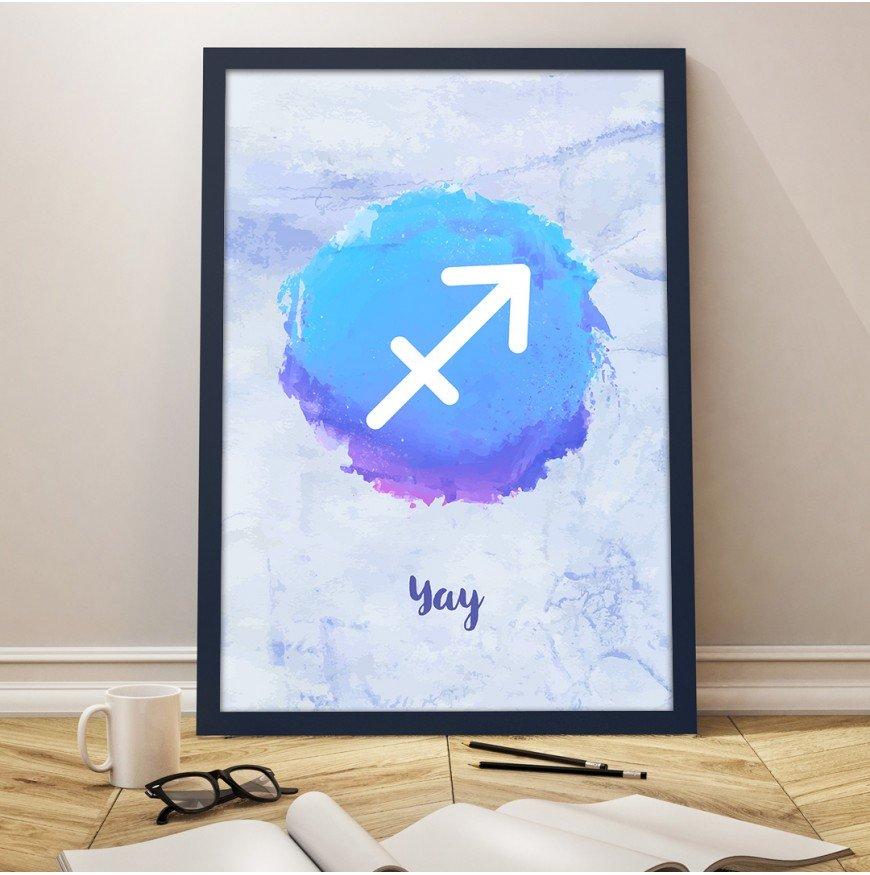 Yay burcu- Poster
