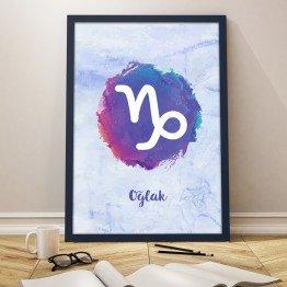 Oğlak burcu- Poster