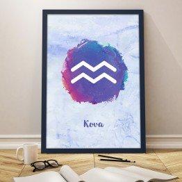 Kova burcu - Poster