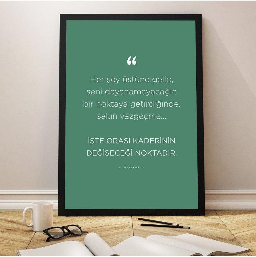Sakın vazgeçme! - poster
