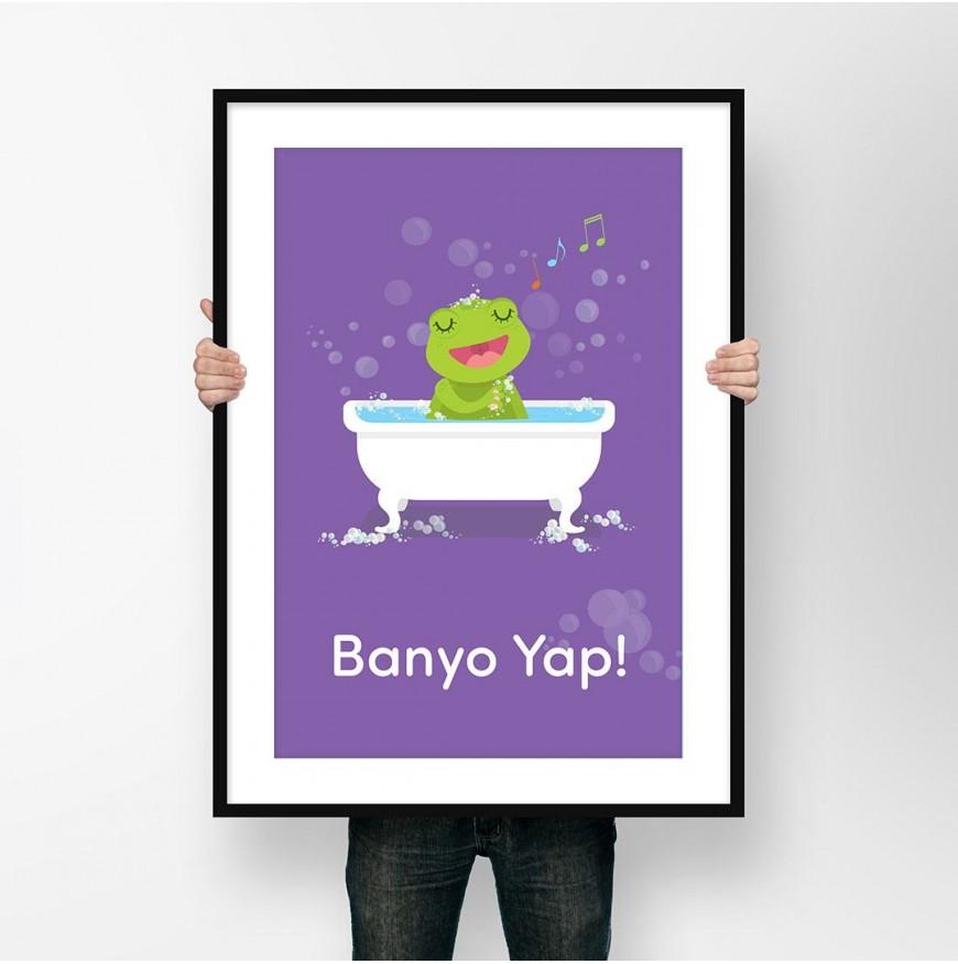 Banyonu Yap- Poster