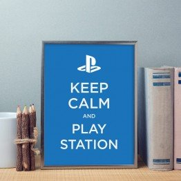 Keep calm and playstation