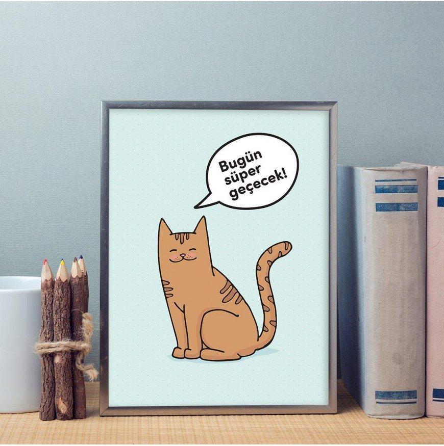 Pozitif Kedi - Poster