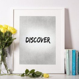 Discover - Poster