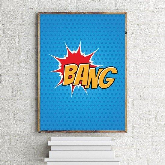 Bang - Poster