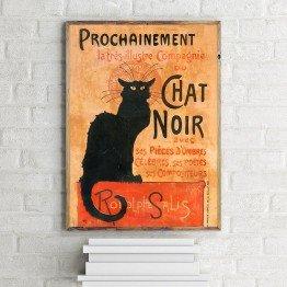 Le Chat Noir - Poster