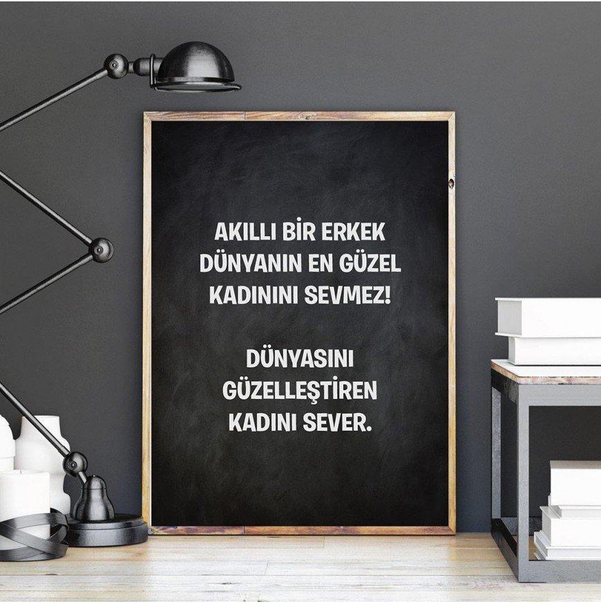 Akıllı Bir Erkek - Poster