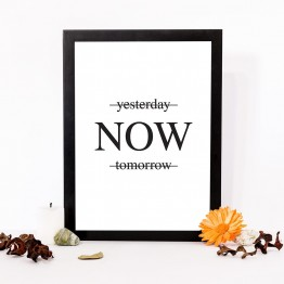 Yesterday, Now, Tomorrow
