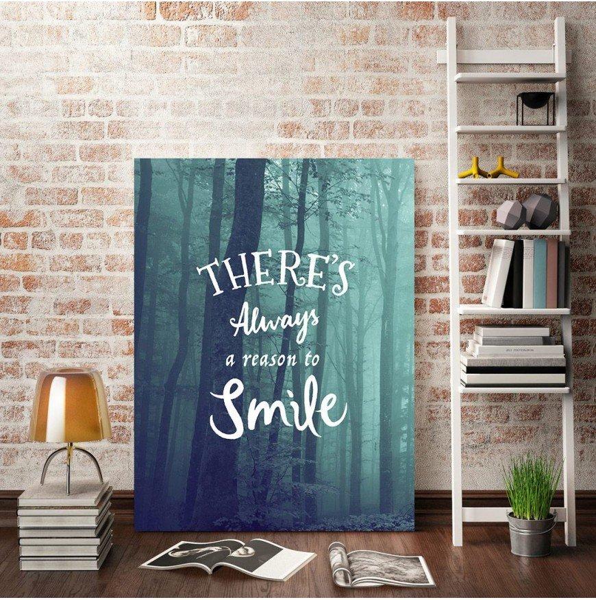 Reason to smile