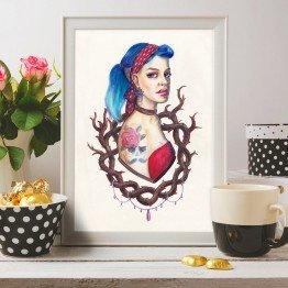Mavi Bebek - Poster