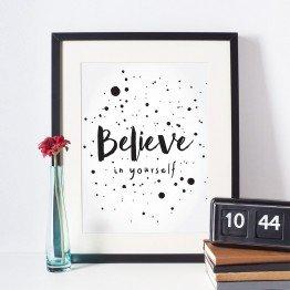 Believe - Poster