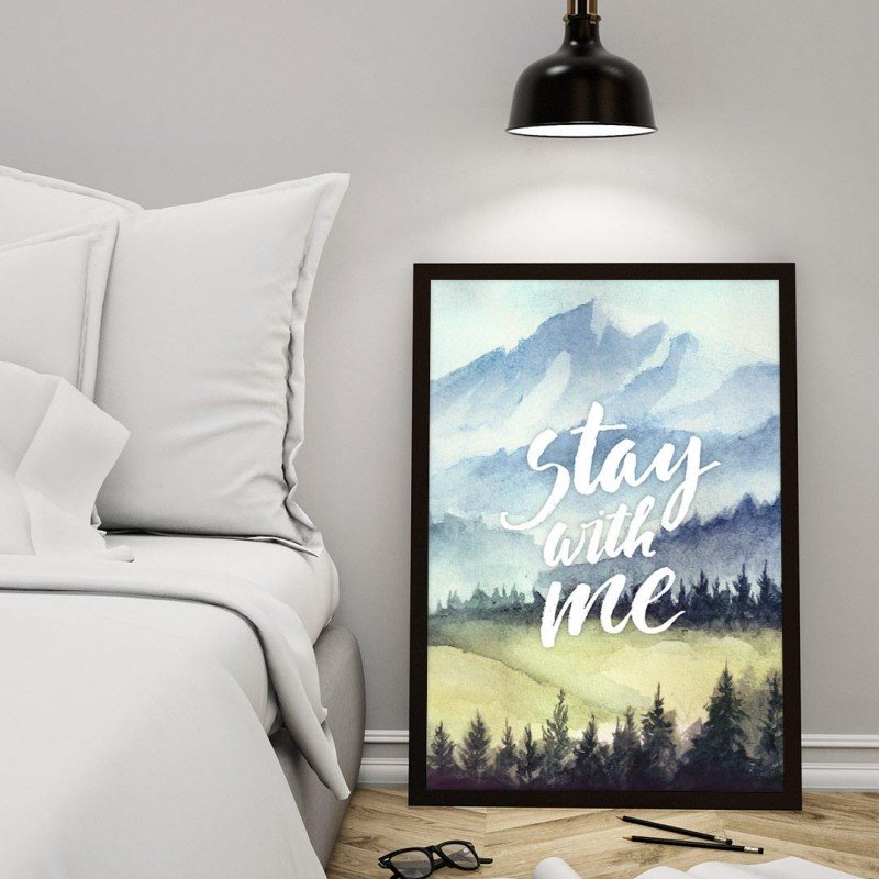 Stay with me - Poster