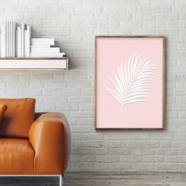 Areca palmiyesi - poster