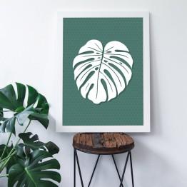 Deve Tabanı Yaprağı - Poster