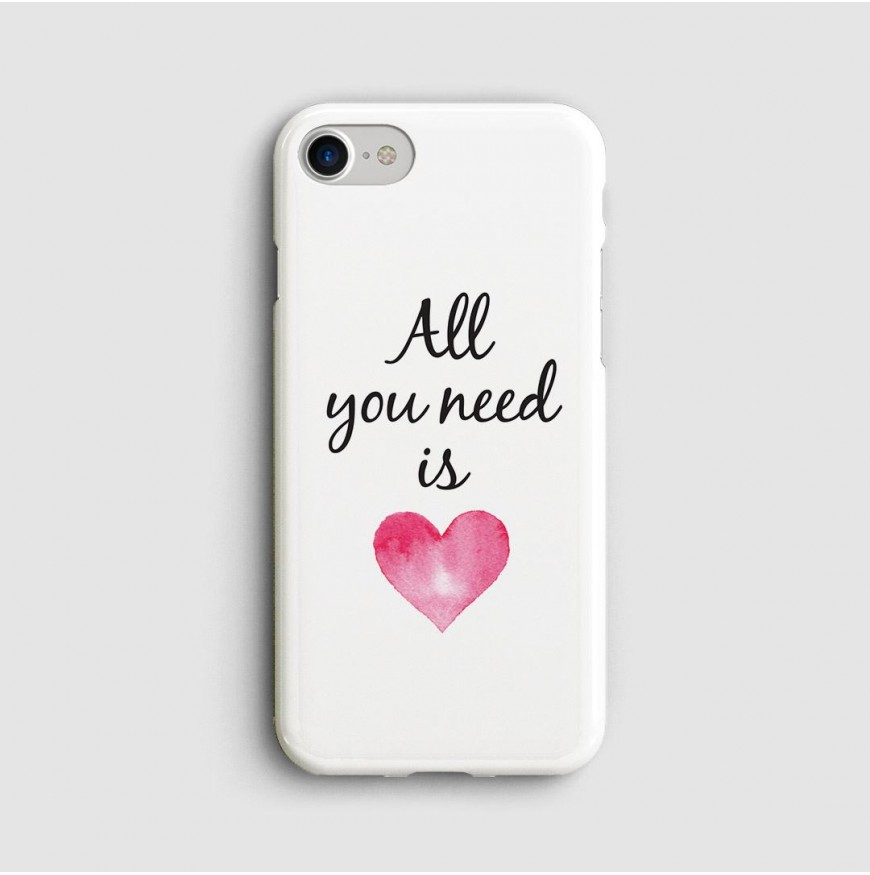 All you need is love - Telefon kılıfı
