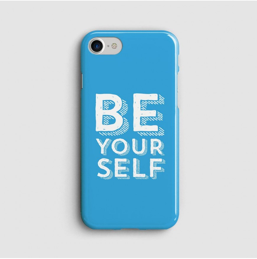 Be yourself - telefon kılıfı