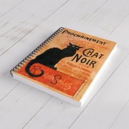 Le Chat Noir - defter