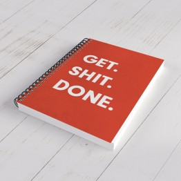 Get shit done - defter