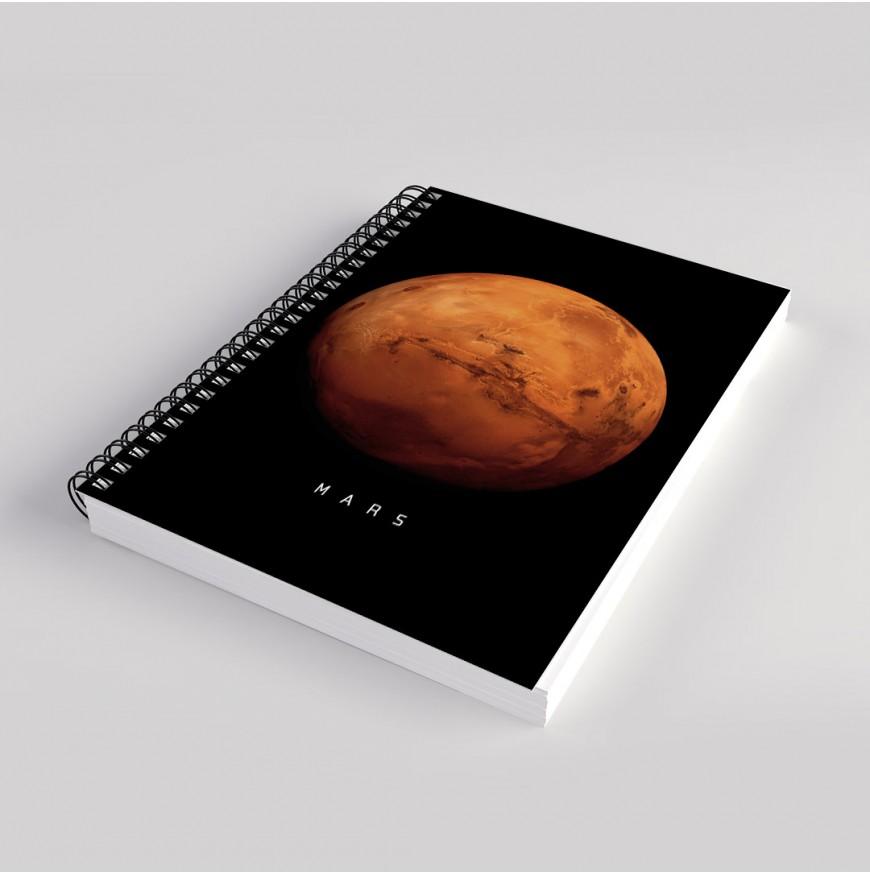 Mars - defter