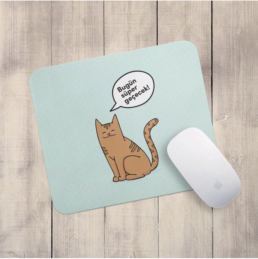 Pozitif kedi - Mouse pad